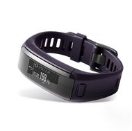 圖片 【GARMIN】穿戴式 GARMIN Vivosmart HR iPass 紫色753759170813