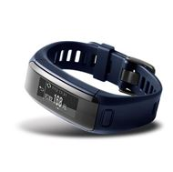 圖片 【GARMIN】穿戴式 GARMIN Vivosmart HR iPass 藍色753759170806