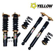 圖片 【YELLOW】避震器YELLOWⅢ ( 適用於 福斯GOLF6 ) YELL3-VW05